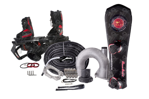 ZR Bundle Kit Flyboard Pro Series and Hoverboard