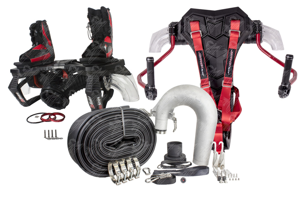 Flyboard Pro Series and Jetpack
