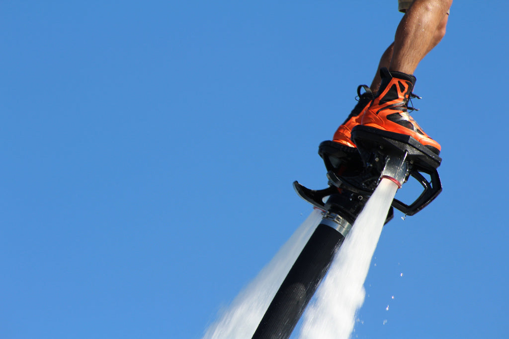 Hydrodynamic Flyboard