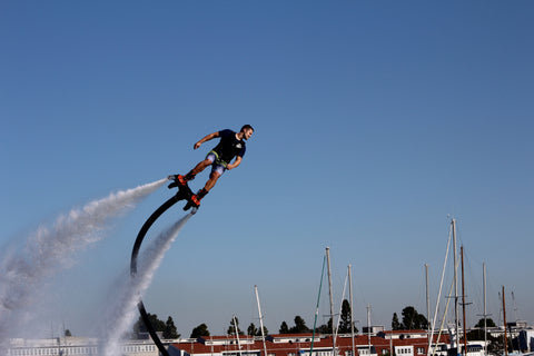 Flyboard photo