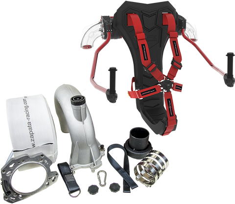 Jetpack Kit by ZR® With Dual Swivel System