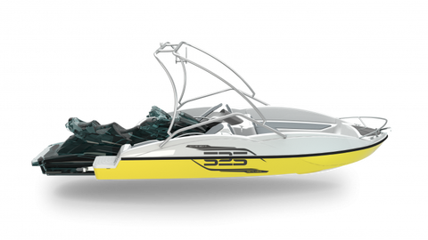 SEALVER WAVE BOAT 525