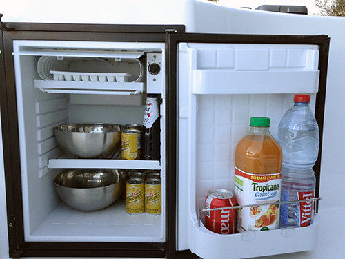 SEALVER WAVE BOAT 656 FRIDGE