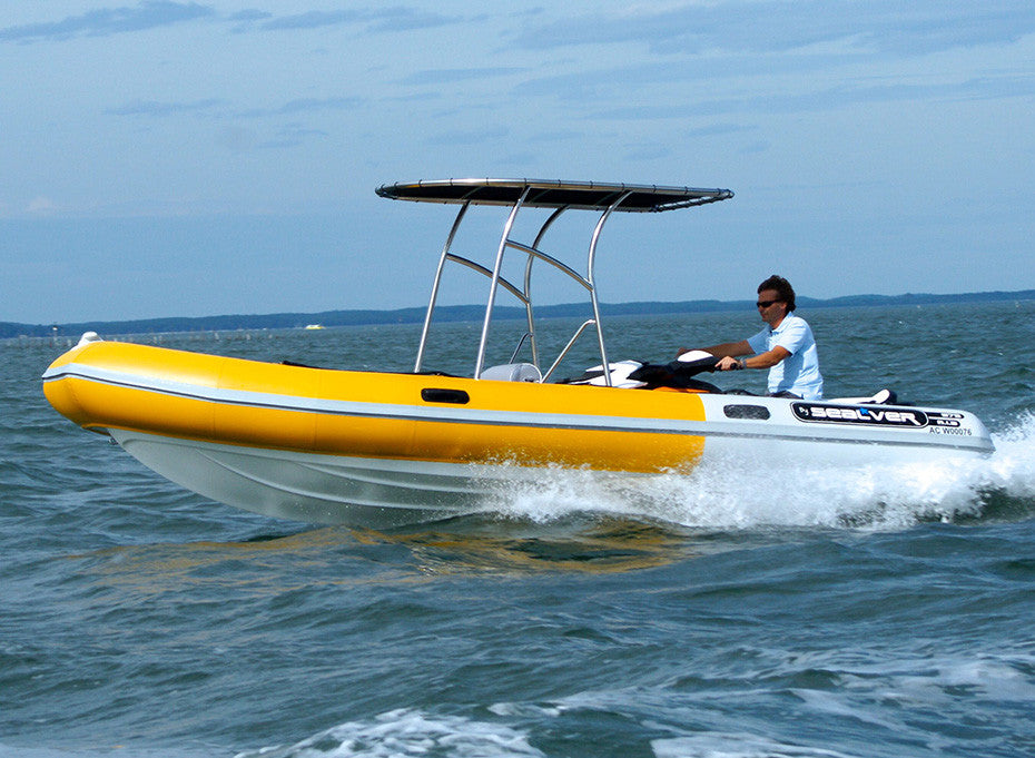 SEALVER WAVE BOAT