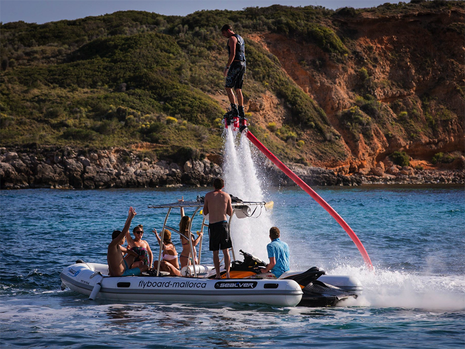 SEALVER WAVE BOAT For Flyboard