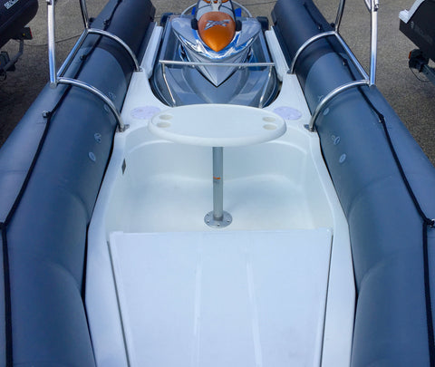 Image of 626 SEALVER WAVE BOAT