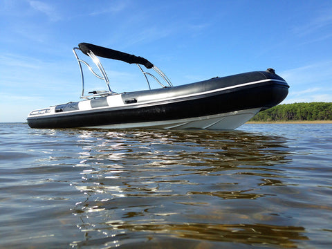 SEALVER WAVE BOAT 626 – RIB RANGE