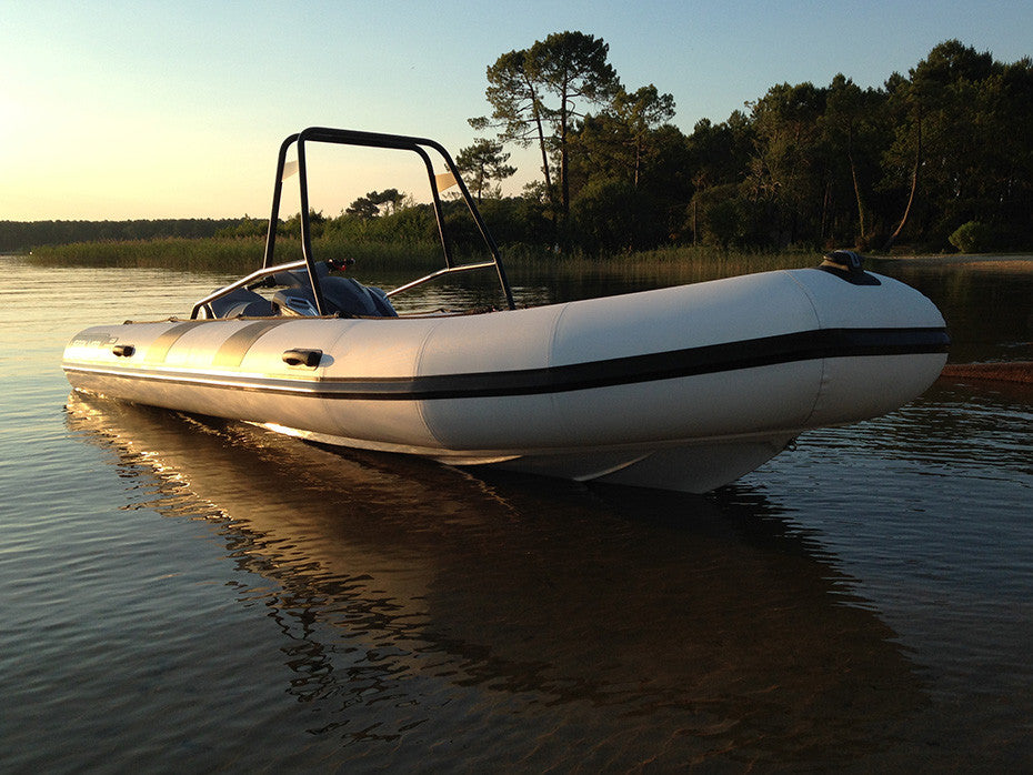 SEALVER WAVE BOAT 626 RIB RANGE