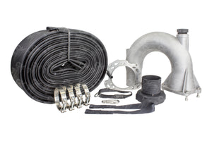 PWC Connection Kit with X-Armor Hose