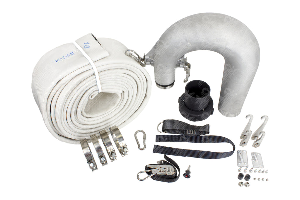 PWC Connection Kit for SeaDoo Spark with Hose