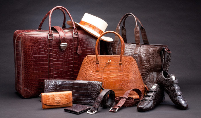 TYPES OF LEATHER FOR FASHION ACCESSORIES