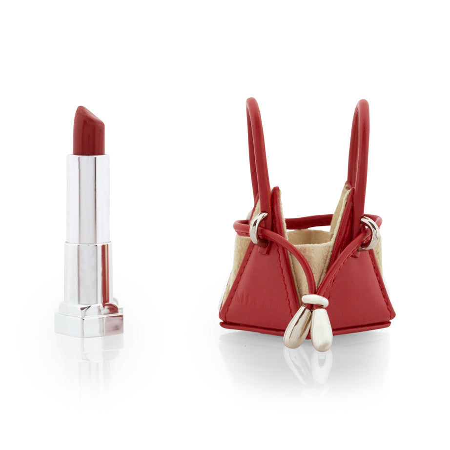 LIA Red Toy Bag