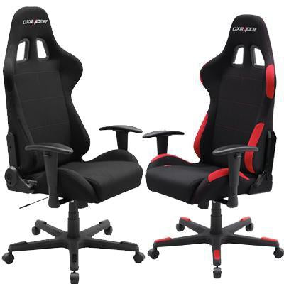 DXRacer OH/FD01/N & OH/FD01/NR Gaming Chair Review (Black or Red)
