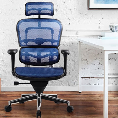 Ergohuman High-Back Mesh Review - Ergonomic Office Chair Solutions
