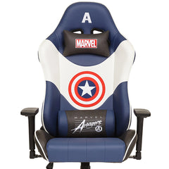 Marvel Super Hero Gaming Chairs - Spider-Man, Black Panther, Captain America, Iron Man