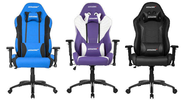 AKRacing Core Series Gaming Chairs