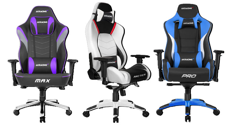 AKRacing Masters Series Gaming Chairs | Best Gaming Chairs 2020