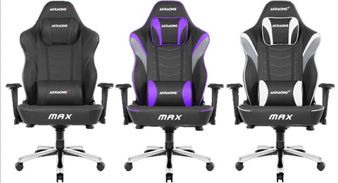AKRacing Masters Series Max Gaming Chairs