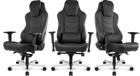 AKRacing Office Series Onyx Gaming Chair in Black