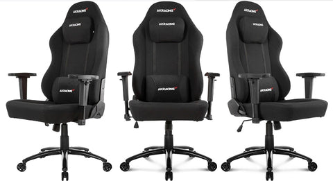 AKRacing Office Series Opal Gaming Chair in Black