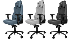 Arozzi Vernazza Soft Fabric Gaming Chair
