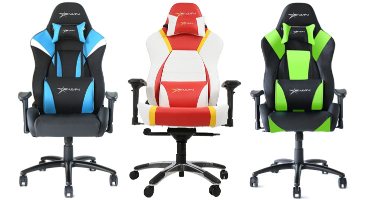 EWIN Hero Series Gaming Chairs