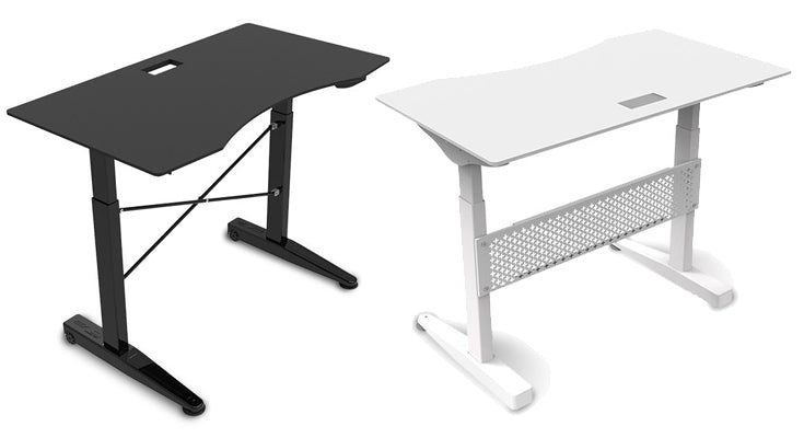 EWIN Height Adjustable Gaming Desks
