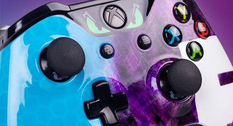 Evil Controllers Fortnite Custom Xbox Controller