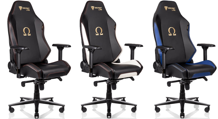 Secretlab Omega Series Gaming Chairs