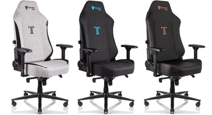 SecretLab Titan Series XL Gaming Chairs
