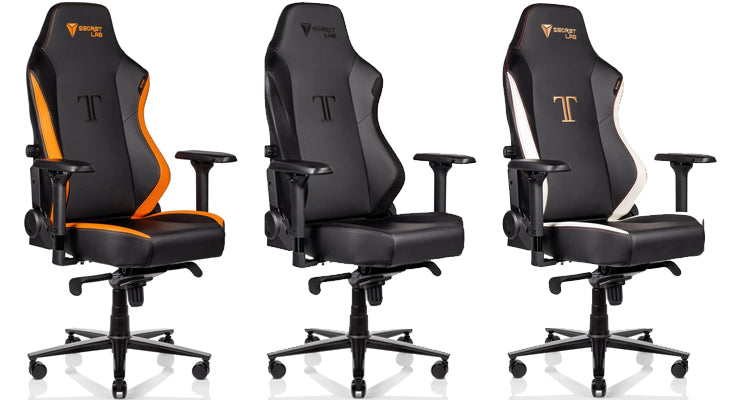 Secretlab Titan Series Gaming Chairs