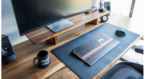 Ergonofis Height Adjustable Wooden Desks