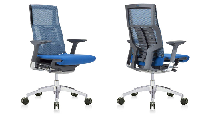 Eurotech Powerfit Ergonomic Office Chair