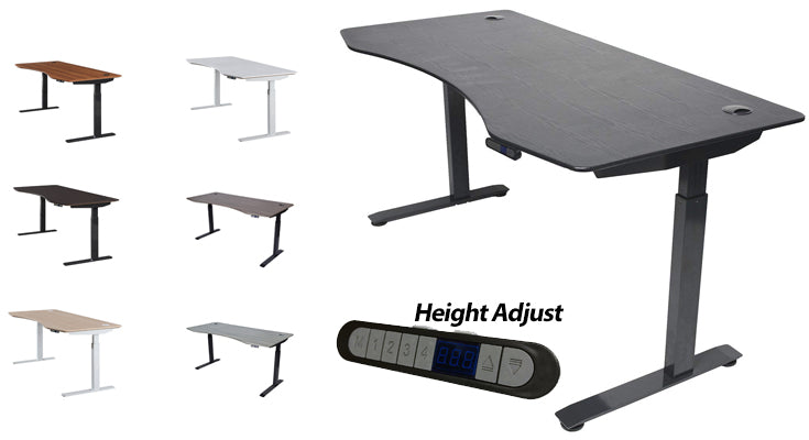 ApexDesk Elite Series Electric Height Adjustable Standing Desk