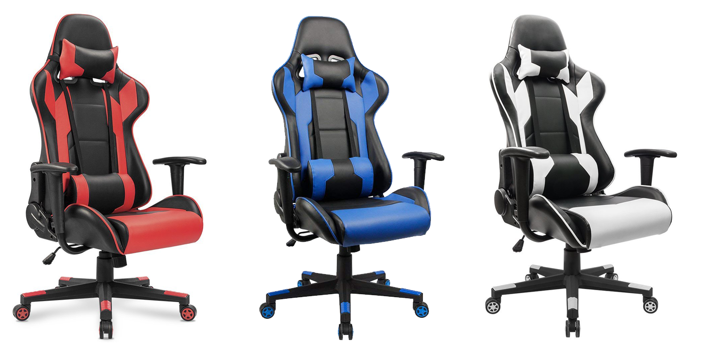Brilliant Top 10 Best Gaming Chairs Of 2018 Gaming Chair Reviews Ibusinesslaw Wood Chair Design Ideas Ibusinesslaworg