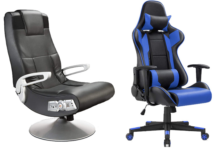 X Rocker 5127401 ace bayou vs homall racing style gaming chair