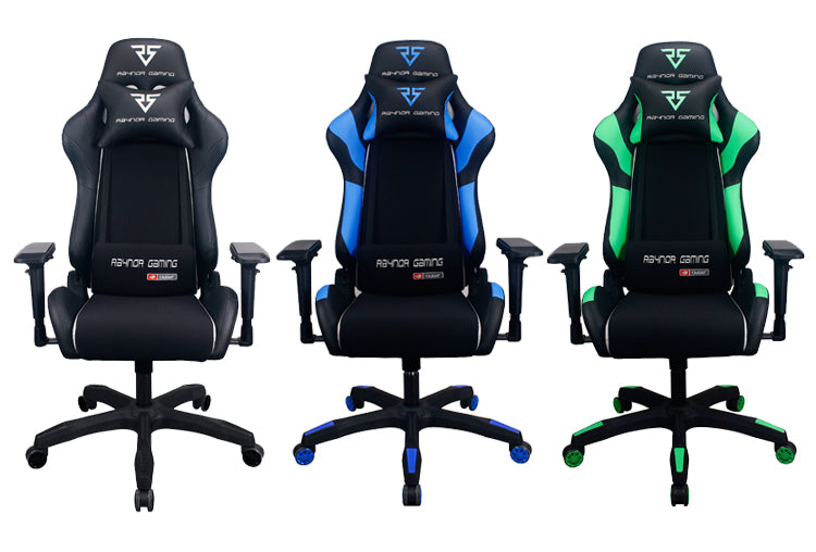 Raynor Gaming Energy Pro Series Gaming Chair Review