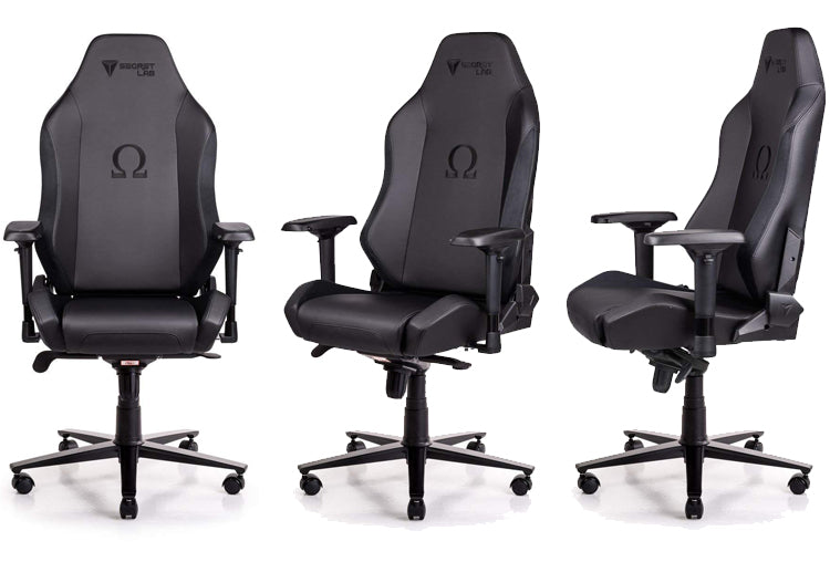 SecretLab Omega Gaming Chair Best Gaming Chair
