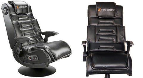 X Rocker Pro Series 2.1 Audio Gaming Chair