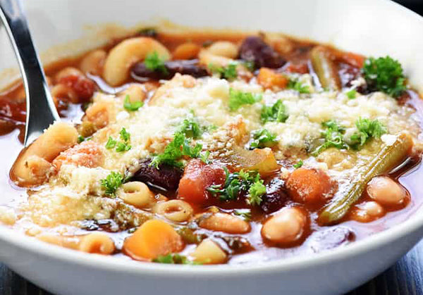 Five Heart Home Minestrone Soup