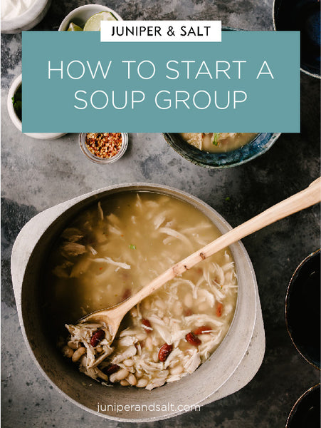 How To Start A Soup Group