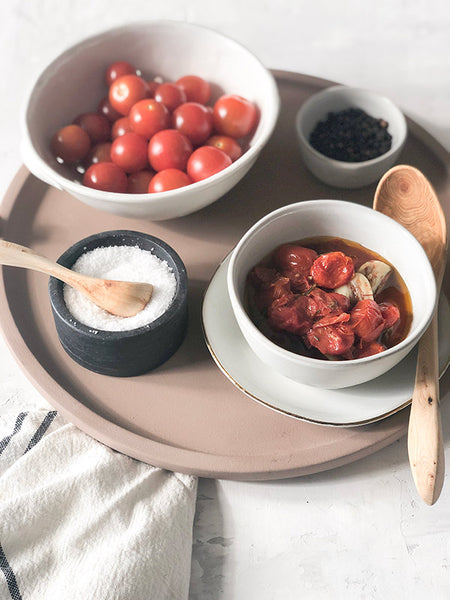 Slow-Roasted Cherry Tomato Confit Recipe