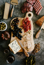 Load image into Gallery viewer, Juniper Mosaic Cheese Knife Set