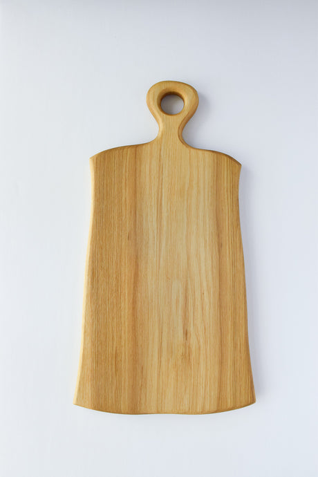 Center Handle Serving Board