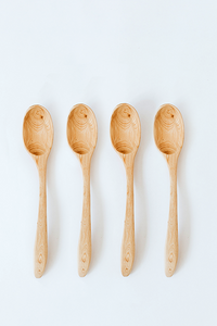 Simple Juniper Spoon Set