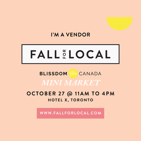 Blissdom Fall for Local