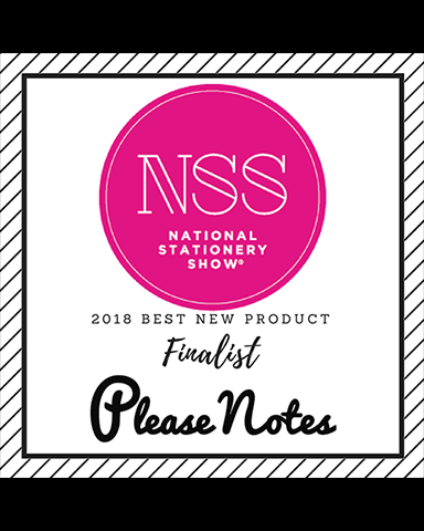 National Stationery Show 2018 Best New Product Finalist