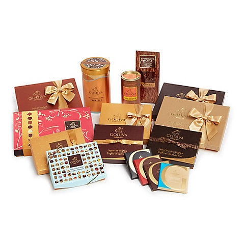 Godiva Chocolate - Luxury Gifts for Mom - Luxury Mother's Day Gifts - Luxury Gifts for Her