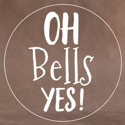 Christmas Cookie Stamp - Oh Bells Yes (Generic)