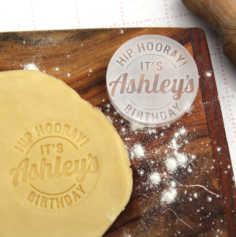 Birthday Cookie Stamp
